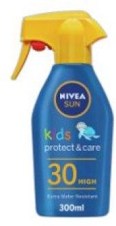 Sprej dětský na opalování OF 30 Protect&Care Sun Nivea