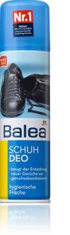 Deodorant sprej do bot Balea