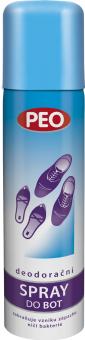 Deodorant sprej do bot Peo