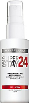 Sprej na fixaci make-upu Superstay Maybelline