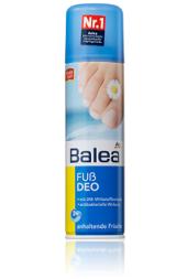 Deodorant sprej na nohy Balea