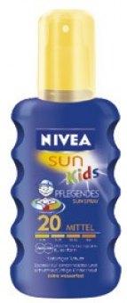Sprej dětský na opalování Sun Nivea