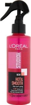 Sprej na vlasy Hot&Smooth Studio Line L'Oréal