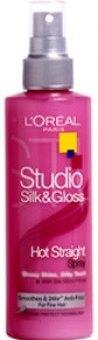 Sprej na vlasy Silk&Gloss L'Oréal