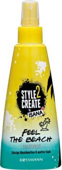 Sprej na vlny Style2Create Isana