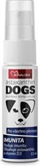 Sprej pro psy na Imunita Astaxanthin Bonaloka