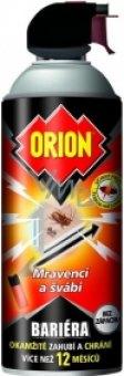 Přpravek proti lezoucímu hmyzu sprej Bariéra Orion