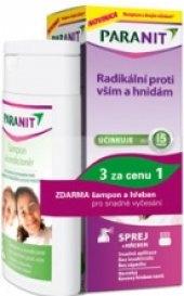 Šampon + sprej proti vším Paranit