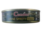 Šproty uzené v oleji Condor