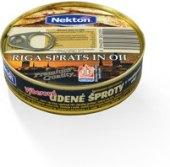 Šproty uzené v oleji výběrové Nekton