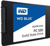 SSD disk WD Blue 250GB