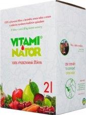 Šťáva 100% čerstvě vylisovaná Vitaminátor