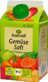 Šťáva zeleninová Bio Alnatura