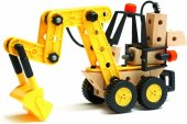 Stavební stroj - stavebnice