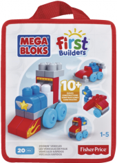 Stavebnice First Builders Fisher - Price