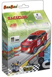 Stavebnice Raceclub závodní auto Banbao