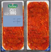 Steak z krkovice Mexico Let's BBQ K-Purland
