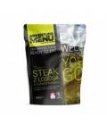 Steak z lososa Adventure Menu