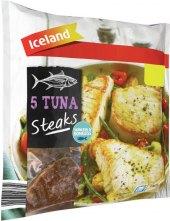 Steaky tuňákové mražené Iceland