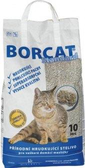 Stelivo pro kočky Borcat