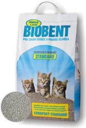 Stelivo pro kočky Biobent