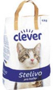 Stelivo pro kočky Clever