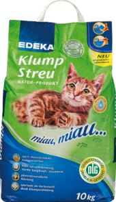 Stelivo pro kočky Edeka