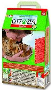 Stelivo pro kočky Cat's Best