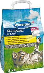 Stelivo pro kočky Winston