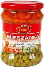 Sterilovaná a konzervovaná zelenina Jamar