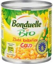 Sterilovaná kukuřice Gold bio Bonduelle