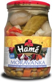 Zelenina konzervovaná Dia Hamé