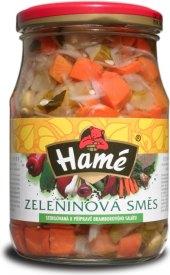 Sterilovaná zelenina Hamé