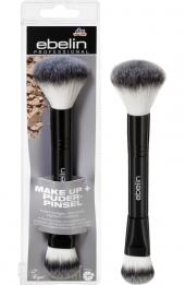 Štětec na make up a pudr Ebelin