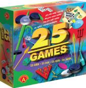 Stolní hra 25 her Alexander