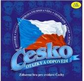 Stolní hra Česko - otázky a odpovědi Albi