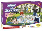 Stolní hra Hadi a žebříky Albi