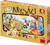 Stolní hra Krysáci Dino