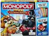 Stolní hra Monopoly Junior: Elektronická bankovnictví Hasbro