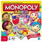 Stolní hra Monopoly Junior party Hasbro