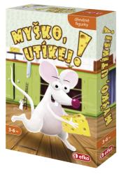 Stolní hra Myško, Utíkej Efko
