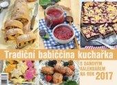 Stolní kalendář Tradiční babiččina kuchařka