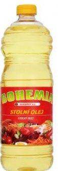 Olej stolní Bohemia