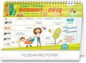 Stolní plánovací kalendář