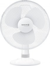 Stolní ventilátor Sencor SFE3020WH