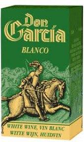 Víno stolní Don García