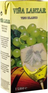 Vína stolní Viňa Lanzar