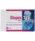Tablety proti kašli Stopex