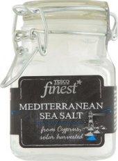 Středomořská sůl Tesco Finest