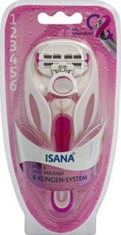 Holicí strojek dámský 6břitý Isana